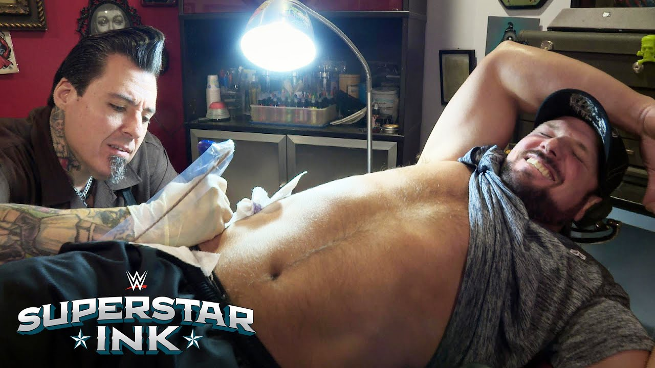 superstars tattoos