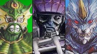 Kamen Rider Kiva - Arm Monsters | Explained Feat. LAMBO CALRISSIAN