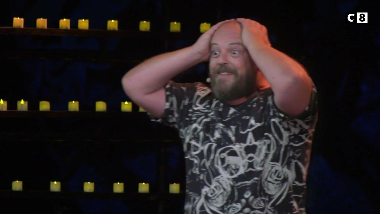 [Humour] Alban Ivanov a passé des bons moments pendant le confinement – Calvi Comedy Festival