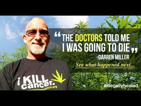 Episode 199: He Was Given A Death Sentence But Cannabis Helped Clear His Lung Cancer In 6 Months