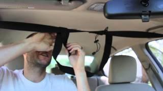 How to Install Surfboard Soft Car Racks