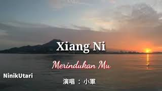 Xiang ni - lagu mandarin