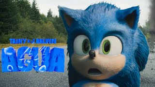 Sonic Movie - Agua (Tainy, J Balvin)