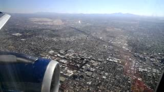 Landing in Tucson AZ #throughglass
