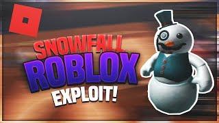 ❄️ NEW ROBLOX EXPLOIT: SNOWFALL (WORKING) VERBTOOLS, COMMANDS - PLUS !