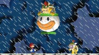 Newer Super Mario Bros DS - World 8 Final Castle