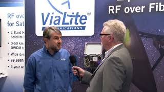 SatTV talks to ViaLite