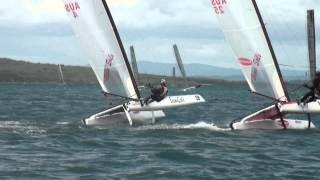 A Class World Championship 2014 - Day 3