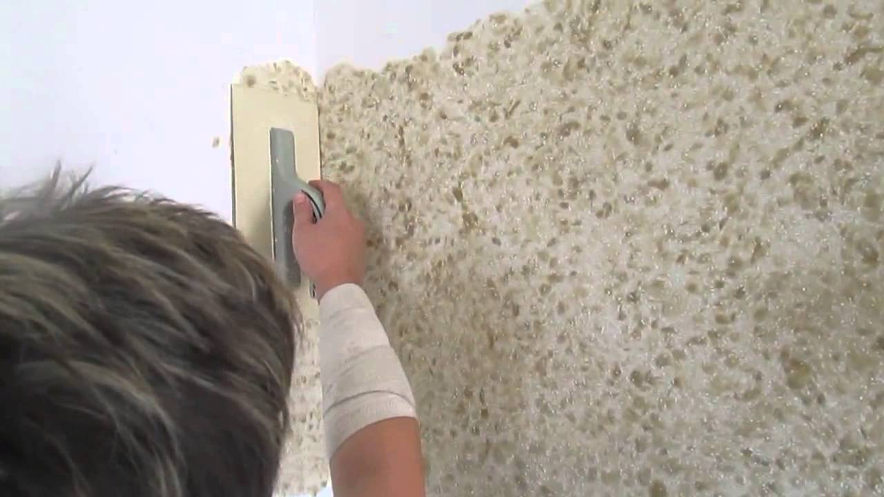 Liquid wallpaper do it yourself: making, photo, video, instructions 1