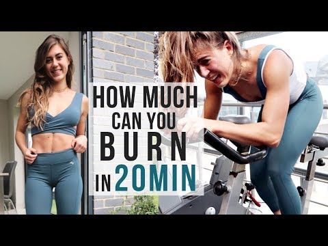 This 20-Minute Workout Burns More Calories than Running