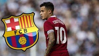 Philippe coutinho - welcome to barcelona? | pre season 2017/2018