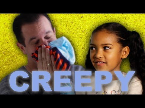 Creepy Things All Parents Do
