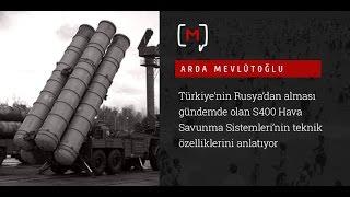 Arda Mevlütoğlu değerlendirdi: S400 Hava Savunma Sistemleri'nin teknik özellikleri