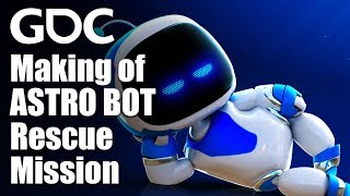 Making of ASTRO BOT Rescue Mission: Reinventing Platformers for VR