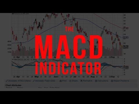 Understanding The MACD Crossover - Stock Market Technical Analysis Indicator