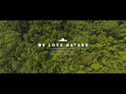 Laos eco-tourism adventure in Nam Et-Phou Louey NPA