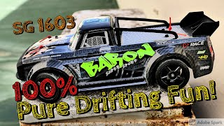 ✅ Why Is EVERYONE Buying This RC Drift Car? AMAZING SG-1603! Use Code: JOHNROBINSONRC FOR 7% OFF!