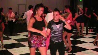 Chile Salsa Bachata Festival 2015 ~ Social ~ Joanna Mancisidor & Manuel Maturana