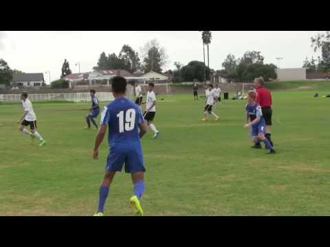 Casey Thomas Counts #9, Pateadores MV vs. RealSoCal, 10-18-15