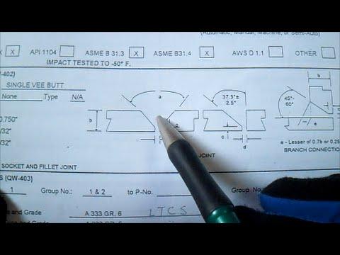 What Is WPS? Welder - PipingWeldingNonDestructiveExamination-NDT