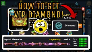 8BP - YOU CAN GET VIP DIAMOND BY DOING THIS ONE SIMPLE STEP!! - (ANSWER IN DESCRIPTION)