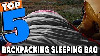 Best Backpacking Sleeping Bągs Reviews 2021 | Best Budget Backpacking Sleeping Bags (Buying Guide)