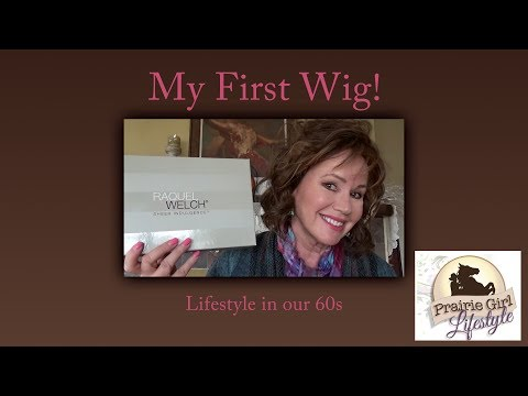 My First Wig  Raquel Welch Editors Pick  lifestyle in our 60s