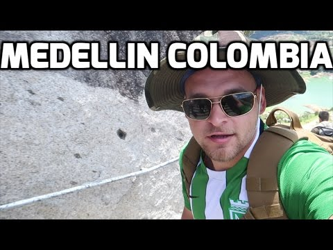 Medellin Colombia: Things to do Medellin and Guatape