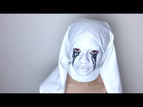 Easy And Affordable American Horror Story Nun Makeup