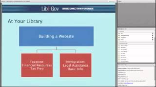 Libraries & E-government