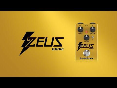 ZEUS DRIVE - Official Product Video