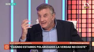 Carlos Pagni con José Abadi: La psicología de los políticos y de los votantes