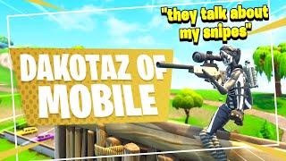 The Dakotaz of Fortnite Mobile