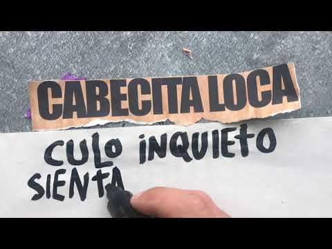 Mr.Kilombo - 'Cabecita Loca' (Lyric video)