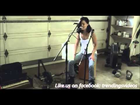 Amazing One Woman Band Kawehi Sings Payphone Maroon 5 featuring Wiz Khalifa