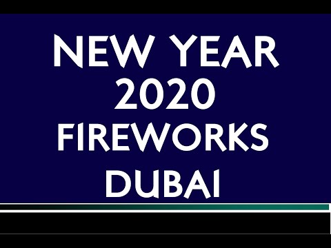 DUBAI FIREWORKS | NEW YEAR 2020 | DUBAI NEW YEAR | BURJ AL ARAB | ATLANTIS | RAK 2020 | DUBAI FRAME