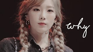 TaeYeon (태연 SNSD) - WHY _ Tradução - Stafaband