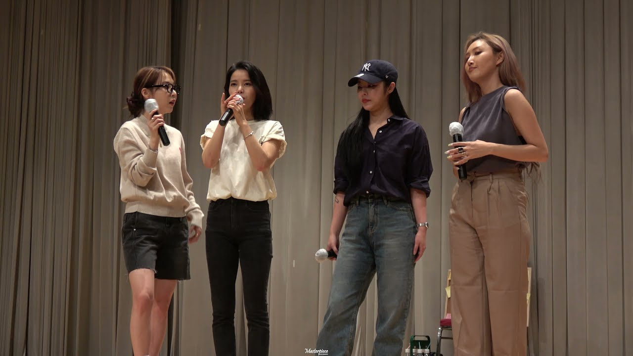[4K] 210613 마마무 (MAMAMOO) WAW 심석홀 팬싸인회 포토타임 직캠 fancam