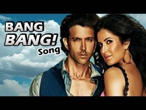 Bang Bang: Official Title Track Song w/ Lyrics, English Subtitles [Hrithik Roshan, Katrina Kaif]