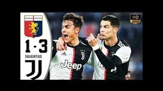 Genoa Vs Juventus | 1 - 3 | All Goals Only