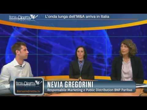 L'onda lunga dell'M&A arriva in Italia