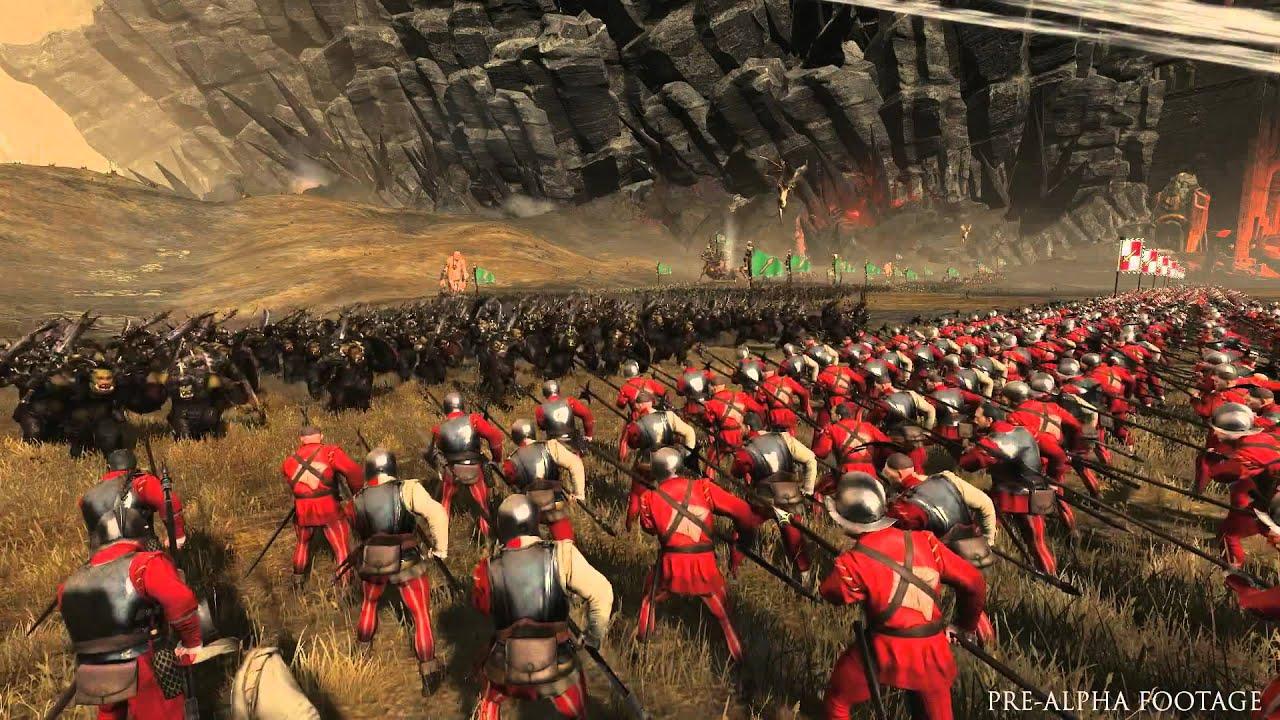 total war warhammer first gameplay 10 minutes 1080p youtube