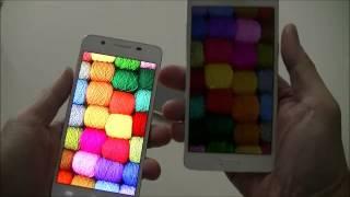 ไขข้อข้องใจหน้าจอ Super AMOLED เมื่อ i mobile IQX ZEEN ปะทะ Galaxy A5