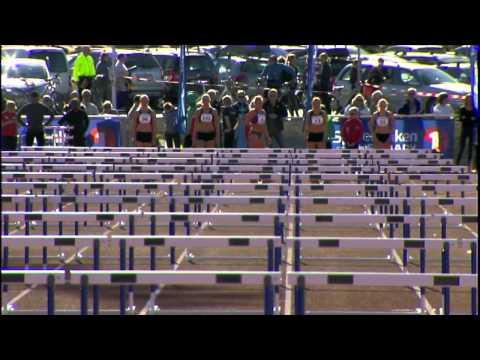 Norwegian Grand Prix Hamar 2015 - Kvinner 100m hekk - Isabelle Pedersen 13.07