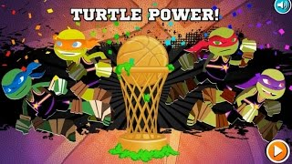 Teenage Mutant Ninja Turtles Nickelodeon Basketball Stars 2015 - Full Episodes Games Movie New TMNT