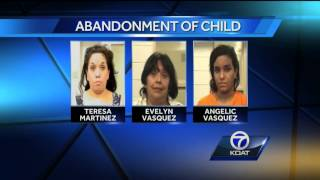 3 women face child abuse charges