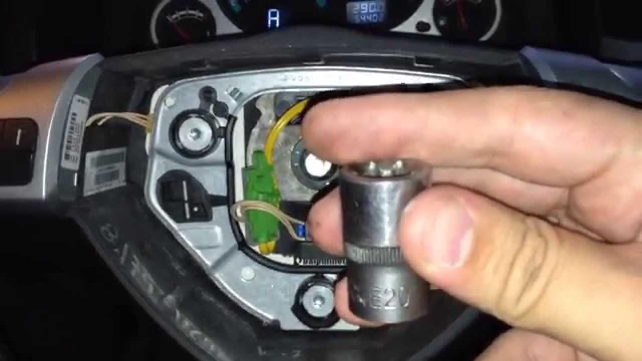 Info Retirar Volante Meriva Corsa Montana