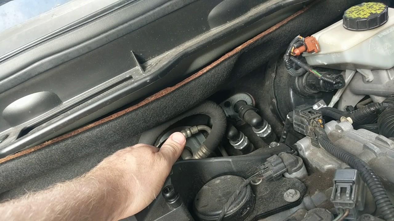 2008 Volvo XC90 Engine Noise