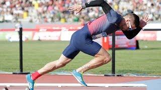 Men's 400m at Spanish Championships 2018