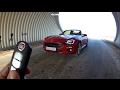 Fiat 124 Spider TEST POV Drive & Walkaround English subtitles